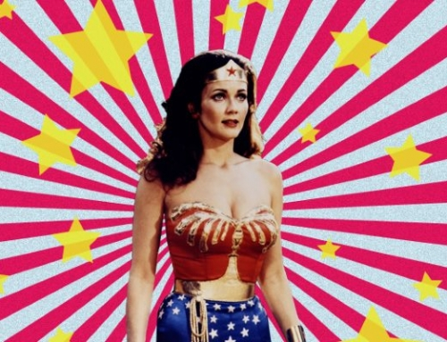 L'adrenalina, Wonder Woman del parto